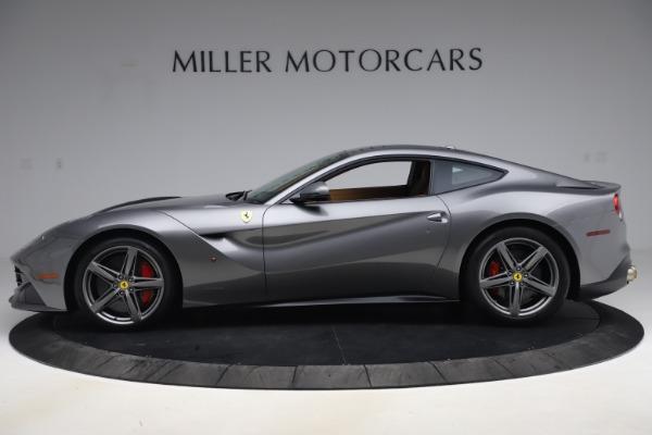 Used 2017 Ferrari F12 Berlinetta for sale $269,900 at Aston Martin of Greenwich in Greenwich CT 06830 3