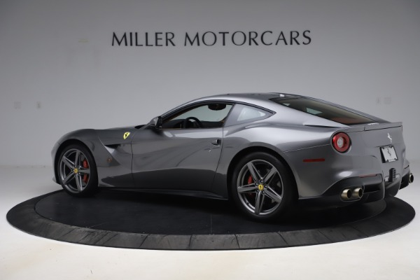 Used 2017 Ferrari F12 Berlinetta for sale $269,900 at Aston Martin of Greenwich in Greenwich CT 06830 4