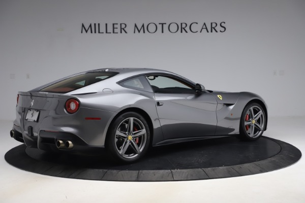 Used 2017 Ferrari F12 Berlinetta for sale $269,900 at Aston Martin of Greenwich in Greenwich CT 06830 8