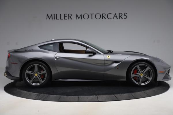Used 2017 Ferrari F12 Berlinetta for sale $269,900 at Aston Martin of Greenwich in Greenwich CT 06830 9