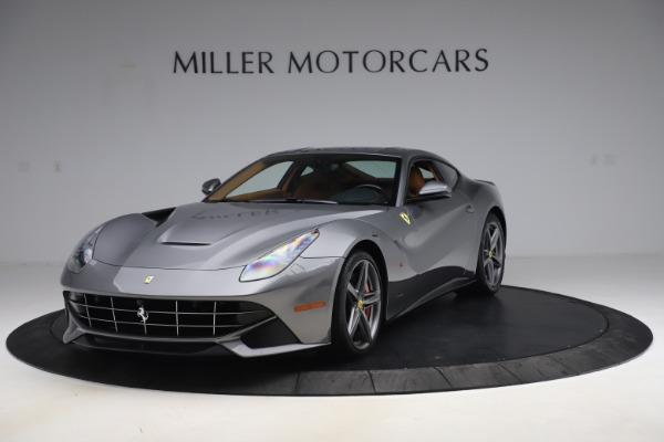 Used 2017 Ferrari F12 Berlinetta for sale $269,900 at Aston Martin of Greenwich in Greenwich CT 06830 1