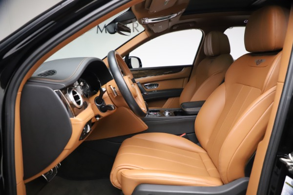 Used 2018 Bentley Bentayga Onyx Edition for sale $147,900 at Aston Martin of Greenwich in Greenwich CT 06830 13
