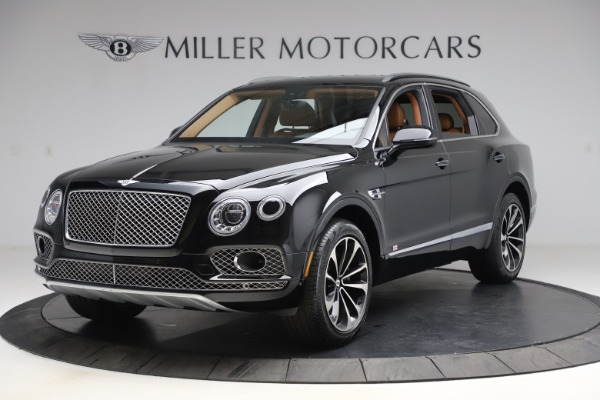 Used 2018 Bentley Bentayga Onyx Edition for sale $147,900 at Aston Martin of Greenwich in Greenwich CT 06830 2