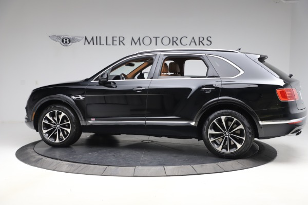Used 2018 Bentley Bentayga Onyx Edition for sale $147,900 at Aston Martin of Greenwich in Greenwich CT 06830 4