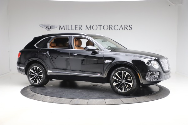 Used 2018 Bentley Bentayga Onyx Edition for sale $147,900 at Aston Martin of Greenwich in Greenwich CT 06830 6