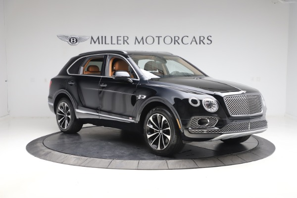 Used 2018 Bentley Bentayga Onyx Edition for sale $147,900 at Aston Martin of Greenwich in Greenwich CT 06830 7