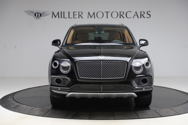 Used 2018 Bentley Bentayga Onyx Edition for sale $147,900 at Aston Martin of Greenwich in Greenwich CT 06830 8