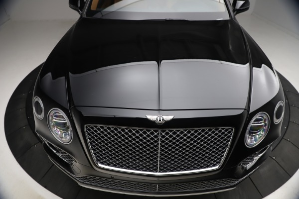 Used 2018 Bentley Bentayga Onyx Edition for sale $147,900 at Aston Martin of Greenwich in Greenwich CT 06830 9