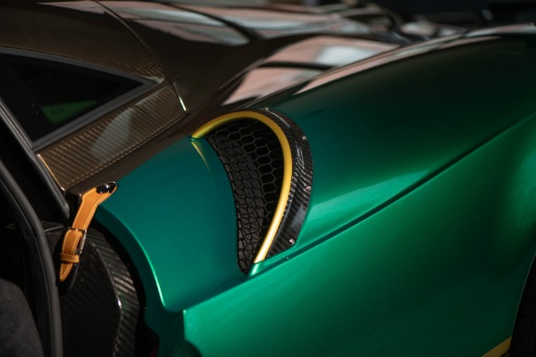 Used 2017 Pagani Huayra BC for sale Call for price at Aston Martin of Greenwich in Greenwich CT 06830 13