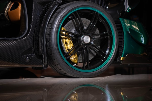 Used 2017 Pagani Huayra BC for sale Call for price at Aston Martin of Greenwich in Greenwich CT 06830 14