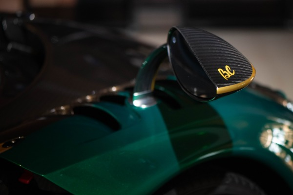 Used 2017 Pagani Huayra BC for sale Call for price at Aston Martin of Greenwich in Greenwich CT 06830 15
