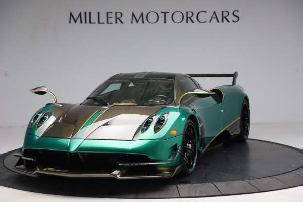 Used 2017 Pagani Huayra BC for sale Call for price at Aston Martin of Greenwich in Greenwich CT 06830 16