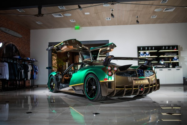 Used 2017 Pagani Huayra BC for sale Call for price at Aston Martin of Greenwich in Greenwich CT 06830 2