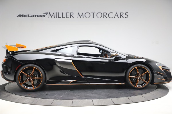 Used 2016 McLaren 688 MSO HS for sale Call for price at Aston Martin of Greenwich in Greenwich CT 06830 10