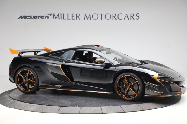 Used 2016 McLaren 688 MSO HS for sale Call for price at Aston Martin of Greenwich in Greenwich CT 06830 11