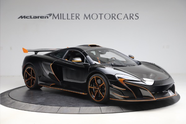 Used 2016 McLaren 688 MSO HS for sale Call for price at Aston Martin of Greenwich in Greenwich CT 06830 12