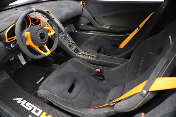 Used 2016 McLaren 688 MSO HS for sale Call for price at Aston Martin of Greenwich in Greenwich CT 06830 13