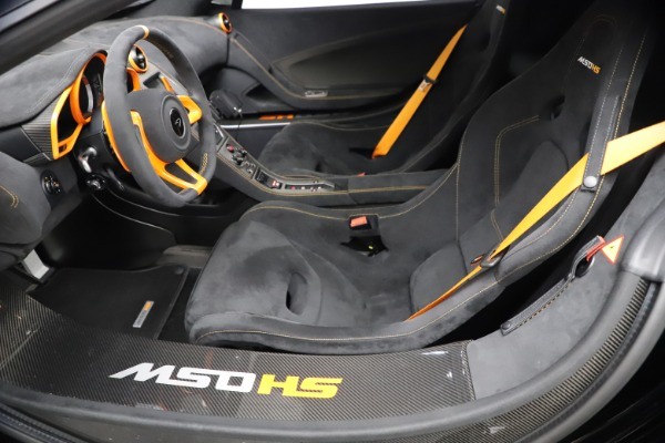 Used 2016 McLaren 688 MSO HS for sale Call for price at Aston Martin of Greenwich in Greenwich CT 06830 14