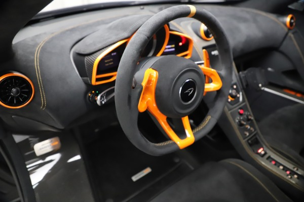 Used 2016 McLaren 688 MSO HS for sale Call for price at Aston Martin of Greenwich in Greenwich CT 06830 17