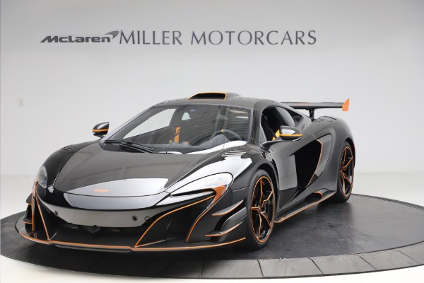 Used 2016 McLaren 688 MSO HS for sale Call for price at Aston Martin of Greenwich in Greenwich CT 06830 2