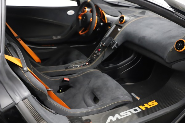 Used 2016 McLaren 688 MSO HS for sale Call for price at Aston Martin of Greenwich in Greenwich CT 06830 20