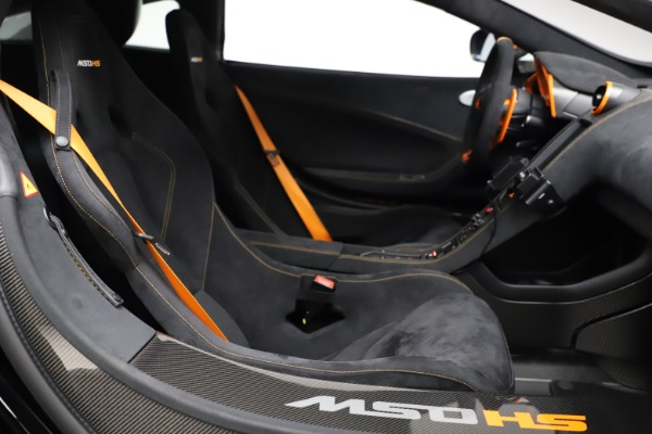 Used 2016 McLaren 688 MSO HS for sale Call for price at Aston Martin of Greenwich in Greenwich CT 06830 21