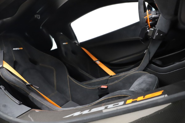 Used 2016 McLaren 688 MSO HS for sale Call for price at Aston Martin of Greenwich in Greenwich CT 06830 22
