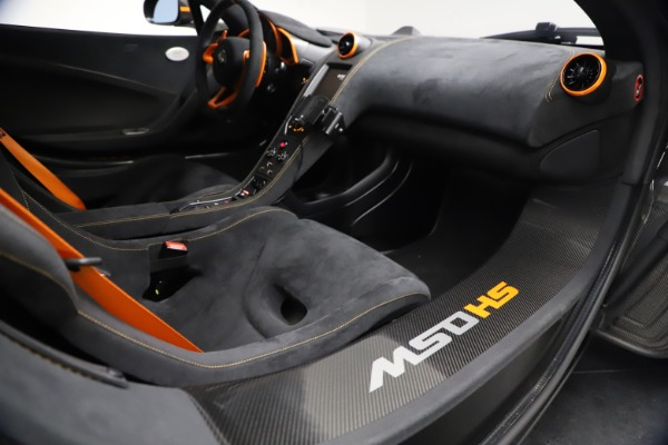 Used 2016 McLaren 688 MSO HS for sale Call for price at Aston Martin of Greenwich in Greenwich CT 06830 23