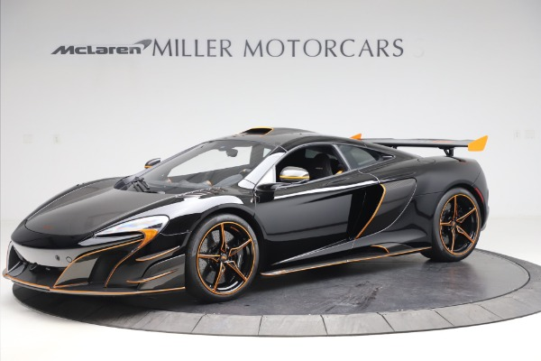 Used 2016 McLaren 688 MSO HS for sale Call for price at Aston Martin of Greenwich in Greenwich CT 06830 3