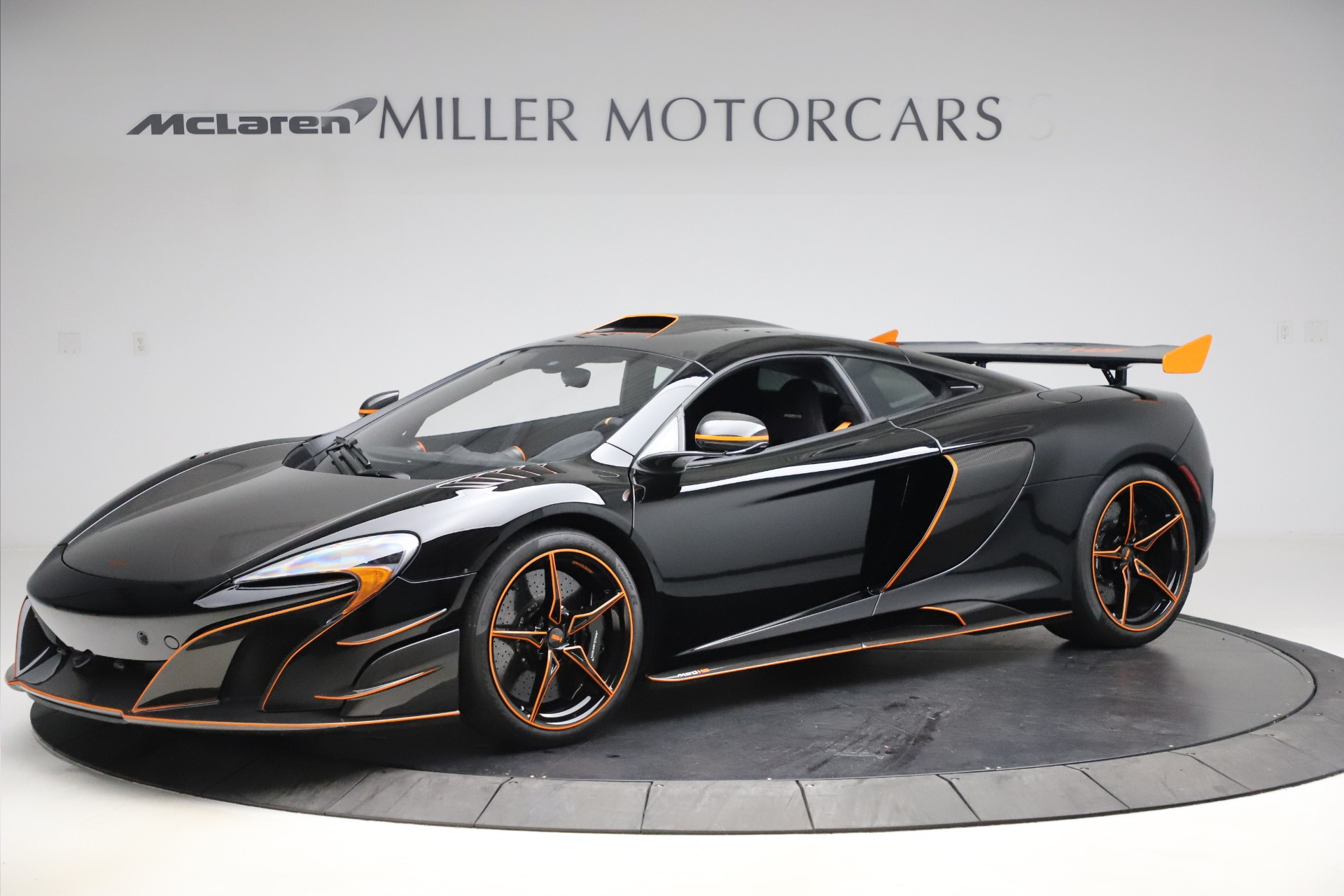 Used 2016 McLaren 688 MSO HS for sale Call for price at Aston Martin of Greenwich in Greenwich CT 06830 1