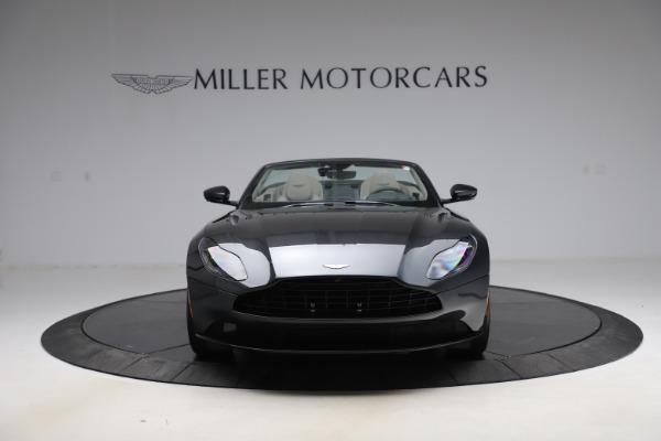 New 2021 Aston Martin DB11 Volante Convertible for sale $270,386 at Aston Martin of Greenwich in Greenwich CT 06830 10