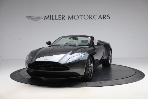 New 2021 Aston Martin DB11 Volante Convertible for sale $270,386 at Aston Martin of Greenwich in Greenwich CT 06830 11