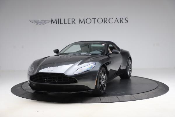 New 2021 Aston Martin DB11 Volante Convertible for sale $270,386 at Aston Martin of Greenwich in Greenwich CT 06830 14