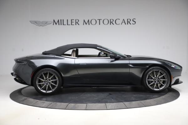 New 2021 Aston Martin DB11 Volante Convertible for sale $270,386 at Aston Martin of Greenwich in Greenwich CT 06830 15