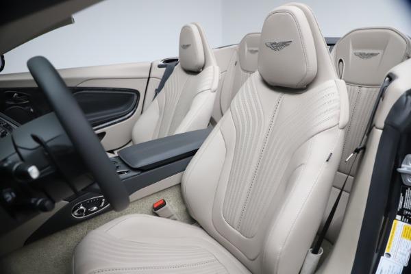 New 2021 Aston Martin DB11 Volante Convertible for sale $270,386 at Aston Martin of Greenwich in Greenwich CT 06830 20