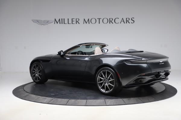 New 2021 Aston Martin DB11 Volante Convertible for sale $270,386 at Aston Martin of Greenwich in Greenwich CT 06830 3