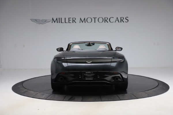 New 2021 Aston Martin DB11 Volante Convertible for sale $270,386 at Aston Martin of Greenwich in Greenwich CT 06830 5