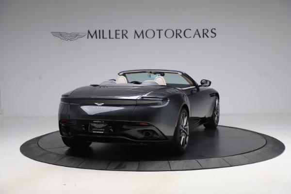 New 2021 Aston Martin DB11 Volante Convertible for sale $270,386 at Aston Martin of Greenwich in Greenwich CT 06830 6