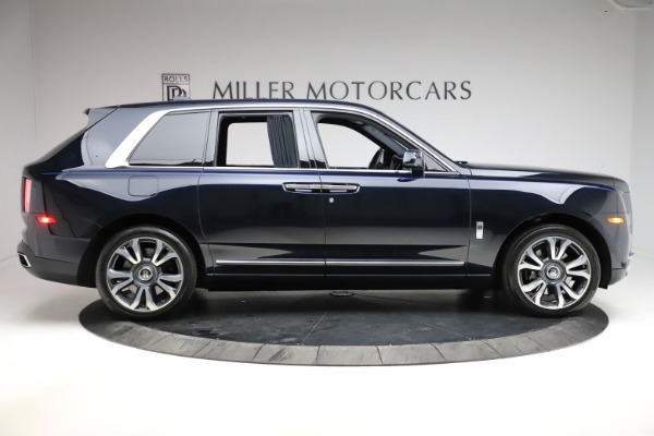 Used 2019 Rolls-Royce Cullinan for sale $349,900 at Aston Martin of Greenwich in Greenwich CT 06830 10