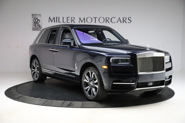Used 2019 Rolls-Royce Cullinan for sale $349,900 at Aston Martin of Greenwich in Greenwich CT 06830 12