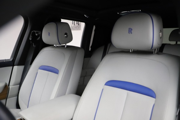 Used 2019 Rolls-Royce Cullinan for sale $349,900 at Aston Martin of Greenwich in Greenwich CT 06830 15
