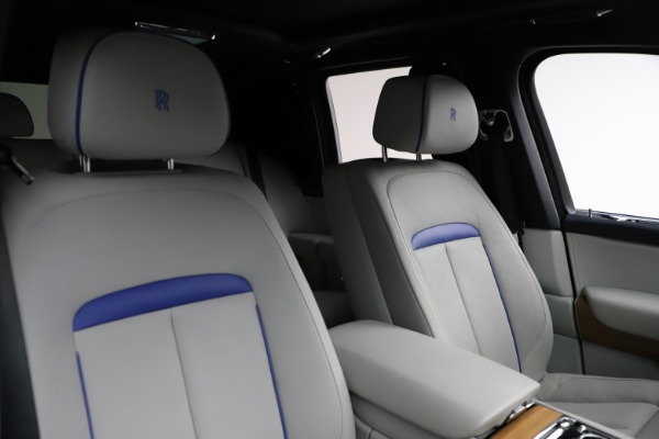 Used 2019 Rolls-Royce Cullinan for sale $349,900 at Aston Martin of Greenwich in Greenwich CT 06830 16