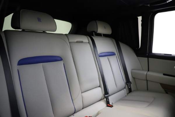 Used 2019 Rolls-Royce Cullinan for sale $349,900 at Aston Martin of Greenwich in Greenwich CT 06830 17