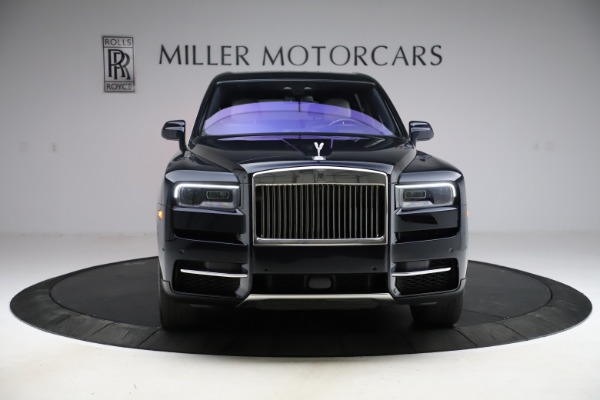 Used 2019 Rolls-Royce Cullinan for sale $349,900 at Aston Martin of Greenwich in Greenwich CT 06830 2