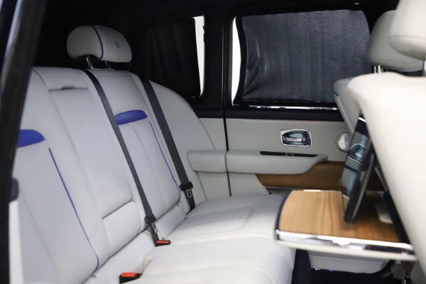 Used 2019 Rolls-Royce Cullinan for sale $349,900 at Aston Martin of Greenwich in Greenwich CT 06830 22