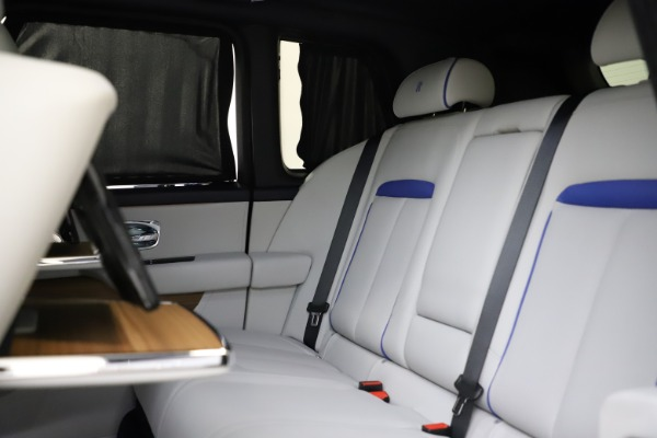 Used 2019 Rolls-Royce Cullinan for sale $349,900 at Aston Martin of Greenwich in Greenwich CT 06830 25