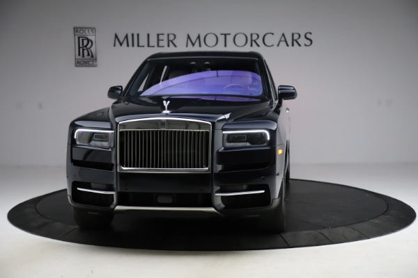 Used 2019 Rolls-Royce Cullinan for sale $349,900 at Aston Martin of Greenwich in Greenwich CT 06830 3