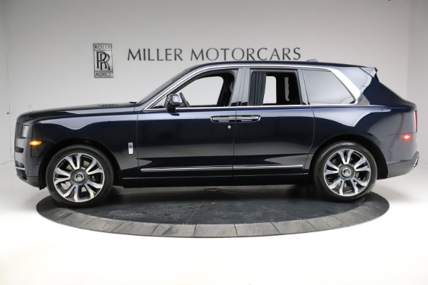 Used 2019 Rolls-Royce Cullinan for sale $349,900 at Aston Martin of Greenwich in Greenwich CT 06830 5