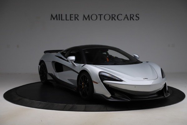 Used 2019 McLaren 600LT for sale Sold at Aston Martin of Greenwich in Greenwich CT 06830 10