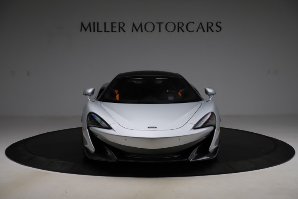 Used 2019 McLaren 600LT for sale Sold at Aston Martin of Greenwich in Greenwich CT 06830 11